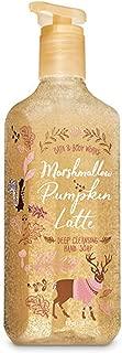 Bath & Body Works Deep Cleansing Hand Soap Marshmallow Pumpkin Latte