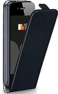bed8acd43d4 Bolso OneFlow para funda iPhone 4 / 4S Cubierta con imán | Estuche Flip  Case Funda