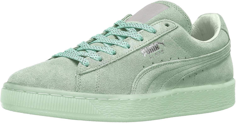 PUMA Women's Suede Classic Mono Ref Iced WN's Fashion Sneaker