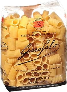 Garofalo Mezze Maniche Rigate, 1 lb.