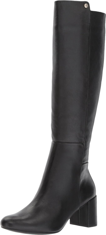 Taryn pink Womens Carolyn Silky Cow Fashion Boot