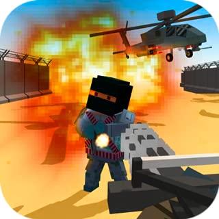 Pixel Battlefield: Age of War 3D