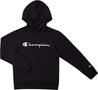 Champion Youth Heritage Fleece Pull On Sweatshirt with Hood