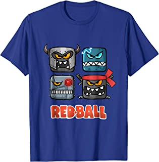 Best red ball shirts Reviews