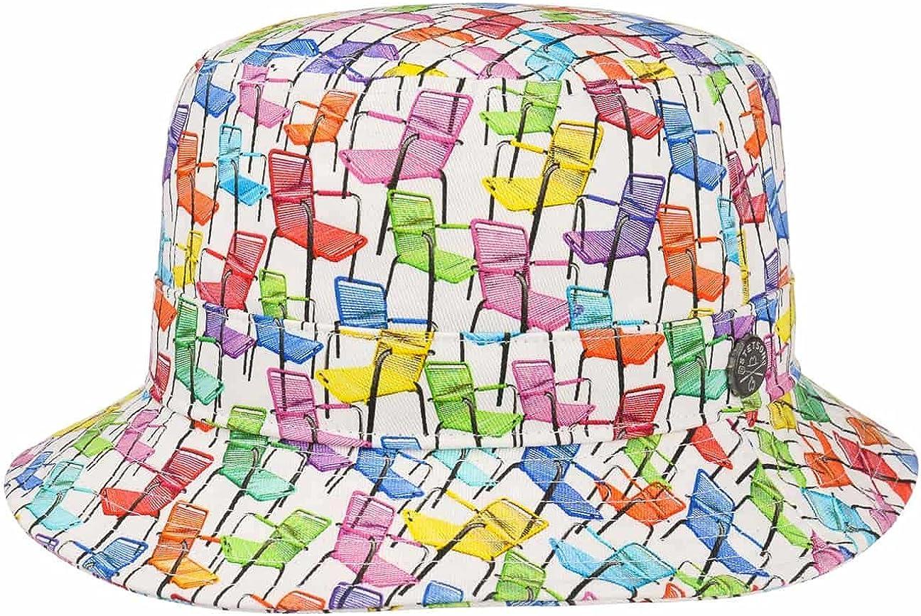 Stetson BBQ Chairs Bucket Hat Women/Men -