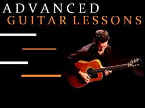 Advanced Guitar Lessons