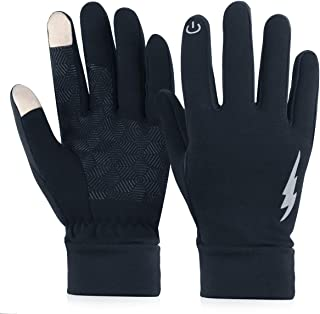 URBEST Winter Gloves Touch Screen Driving Riding Gloves Cycling Gloves Warm Gloves for Men Women