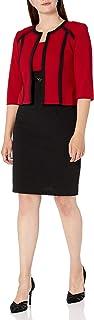 فستان حريمي من Sandra Darren مصنوع من 2 قطعة