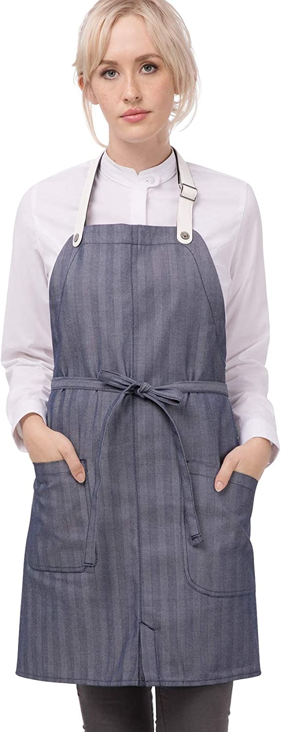 Chef Works List price Unisex Apron Limited time cheap sale Bib Seattle