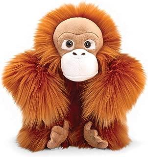 Keel Toys SW1720 Orangutan, Orange, 20 cm