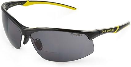 OPTX 20/20 Eyedefend Yellowfin Safety Bifocals