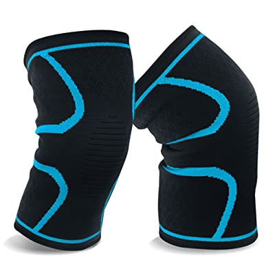 Evaric Knee Brace Compression Sleeves Support f...