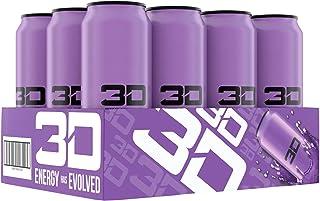 3D Energy Drink - Purple