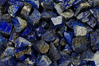 Fantasia Materials: 2 lbs Lapis Lazuli Rough Stones from Afghanistan