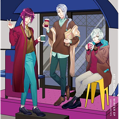 A3! Blooming WINTER EP