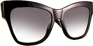 Moschino Wayfarer Sunglasses for Women - Grey Lens