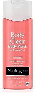 Neutrogena Body Clear Body Wash Pink Grapefruit, 251ml