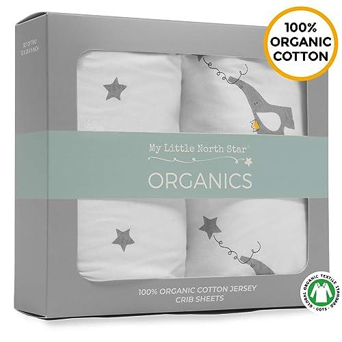 Best Organic Cotton Crib Sheets Amazon Com