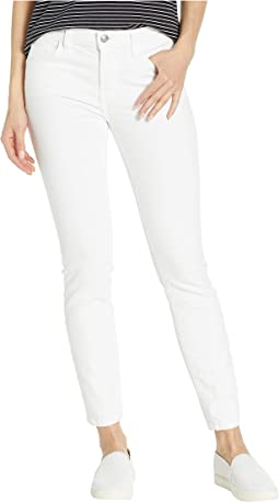 Stilletto in 0 Clean Stretch White
