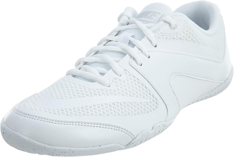Nike Woherren Cheer Scorpion Cross Training schuhe (8.5 B(M) US, Weiß Weiß Pure Platinum) B01LPSR0A8  Neues Angebot