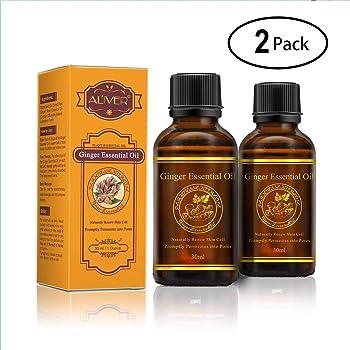 Mystic Moments Aceite Esencial de jengibre, 100 ML-100% puro: Amazon.es: Hogar