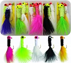 Best feather jig fishing Reviews
