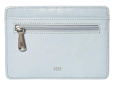 Hobo Euro Slide (Whisper Blue) Wallet