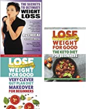 Secrets to ultimate weight loss, lose weight for good very clever gut diet and keto diet for beginners 3 books collection set