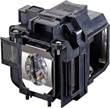 Angrox V13h010l78 Projector Lamp for Epson ELPLP78 PowerLite Home Cinema 2000 2030 730HD 725HD EX7220 EX7230 EX7235 Replacement Projector Lamp Bulb