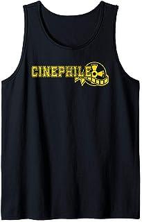 Cinephile family movie night film nerd film critic film buff Tank Top