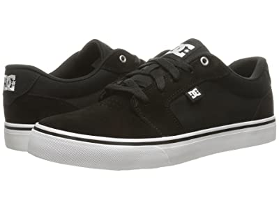 DC Anvil (Black/White/Black) Men