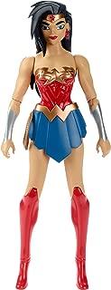 Mattel DC Justice League Action Wonder Woman Action Figure, 12