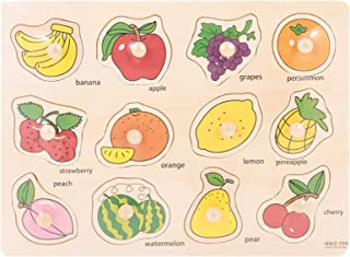 Canoe Fruits Puzzle - MWZ-709
