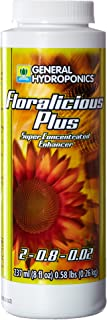 floralicious plus ingredients