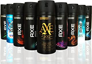 about axe body spray