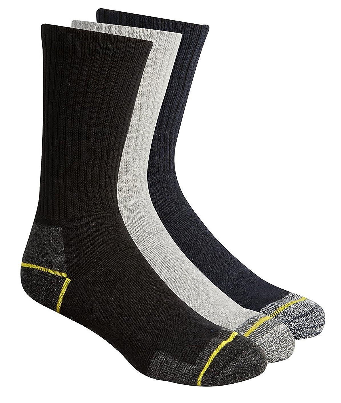 HDUK Mens Socks Men's 6 Pairs Of 'Erbro Workwear' Work Boot Socks