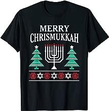 Christmas-Hanukkah Merry Chrismukkah T-Shirt