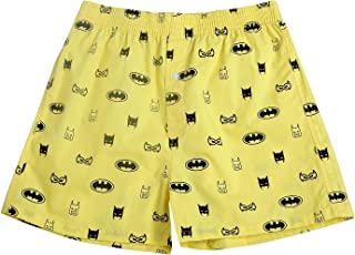 The Cotton Company Printed Boxer Shorts for Men (Pack of 1) - Boxers018_Bat_Single
