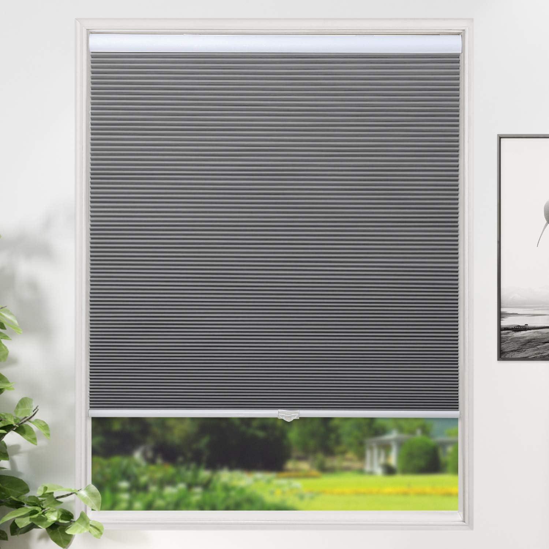 SUNFREE Cellular Shades Blackout Windo Honeycomb Blinds [Alternative dealer] excellence Cordless