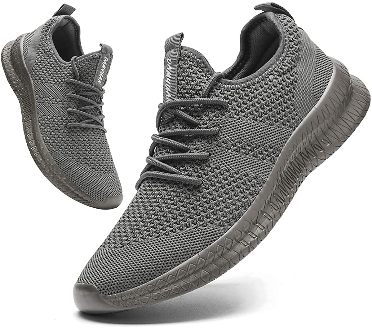 FUJEAK Men Running free shipping Max 76% OFF Shoes Breathable Spo Walking Casual