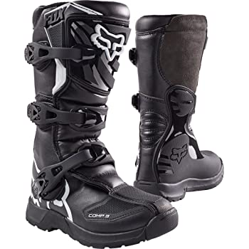Alpinestars 2018 Tech 3S Boots 1 Black//White//Yellow 2014518-125-1