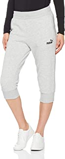 PUMA Women's ESS Capri Sweat Pants TR