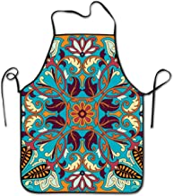 familygam Apron for Men Women Vector-paisley-kerchief-ornament-print-silk-headscarf-pillow-interior-decor-square-pattern-design-oriental-style-vector-paisley-108801695