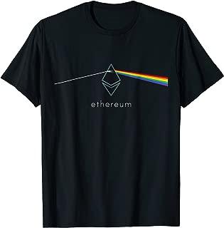 Ethereum - Prism Rainbow Light T-Shirt