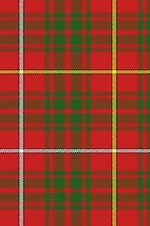 Clan Carruthers Tartan Journal/Notebook