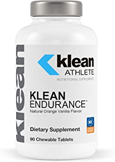 Sponsored Ad - Klean Athlete - Klean Endurance - D-Ribose to Restore Energy, Support Cardiac Function and Reduce Muscle Fa...