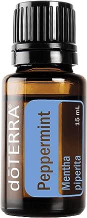 doTERRA, Peppermint, Mentha piperita, Pure Essential Oil, 15ml