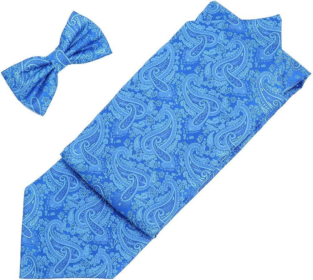 JIMIARTECH Men's Adjustable Cravat Tie suit,with the Gift Box