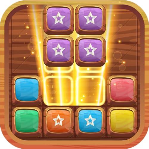 Wood Block Puzzle - free puzzle games