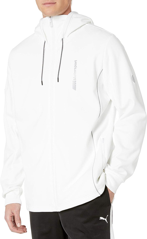 Puma Herren Jacke Bmw Motorsport Life Sweat Jacket Herren Sweatshirt Bmw Motorsport Life Sweat Jacket Puma Weiß Xx Large Bekleidung